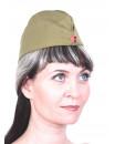 """Пилотка солдатская, ткань смесовая """"Проф"""", цвет """"палатка"""""""