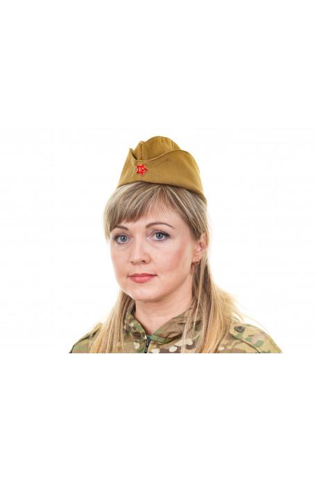Пилотка ВОВ