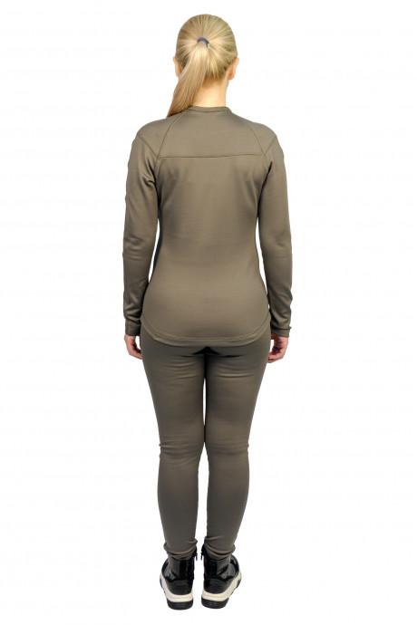 Термобелье женское (второй слой). ткань трикотаж 4-way stretch