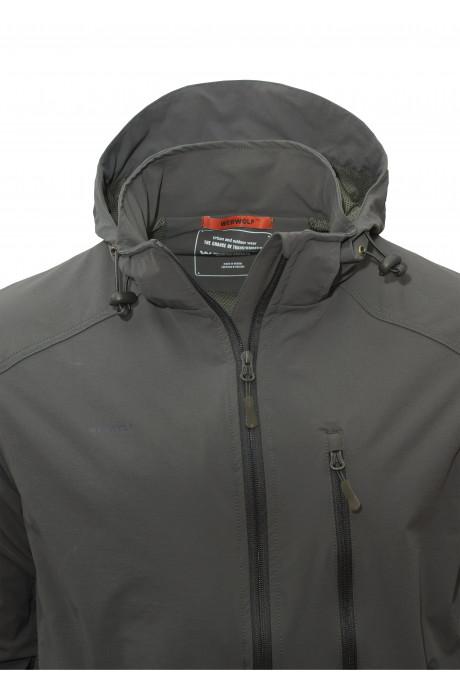 """Куртка мужская """"Shark light"""" ткань софт-шелл на трикотаже"""
